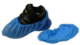 Hygienický návlek na obuv plastový - pár