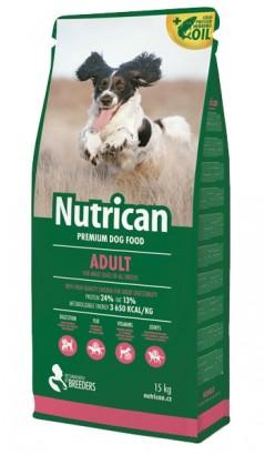 NUTRICAN Adult pro dospělé psy15kg
