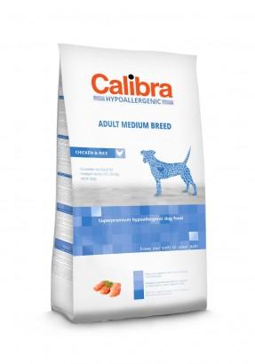 CALIBRA Dog HA Adult Medium Breed Chicken pro dospělé psy středních plemen