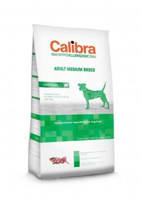 CALIBRA Dog HA Adult Medium Breed Lamb pro dospělé psy středních plemen