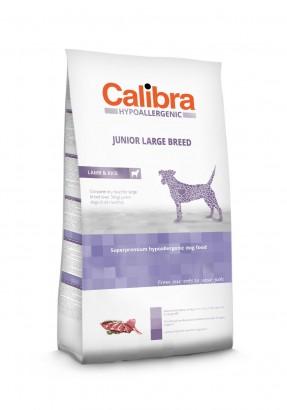 CALIBRA Dog HA Junior Large Breed Lamb pro mladé psy velkých plemen