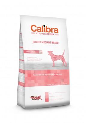 CALIBRA Dog HA Junior Medium Breed Lamb pro mladé psy středních plemen