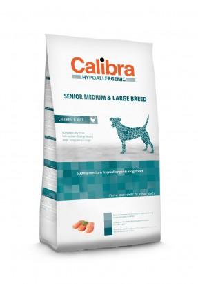 CALIBRA Dog HA Senior Medium/Large Chicken pro starší psy středních a velkých plemen