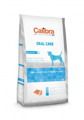 CALIBRA Dog EN Oral Care péče o ústní dutinu