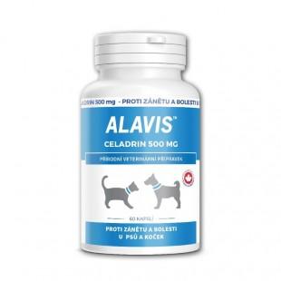 ALAVIS Celadrin pro psy 500mg 60 cps