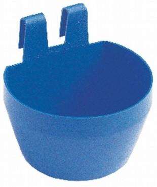 Závěsná miska pro hlodavce plastová 0,3 ltr.