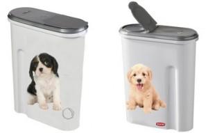 Zásobník na granule pro psy 1,5kg