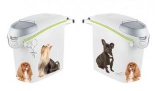 Zásobník na krmivo psi 6kg