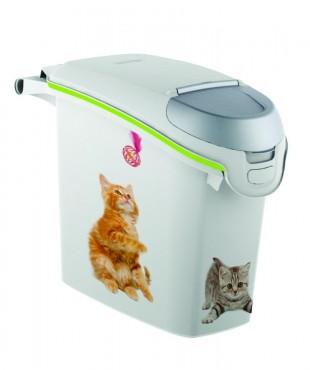Zásobník na krmivo kočky 6kg
