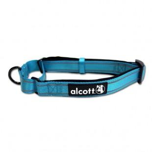 Alcott reflexní obojek polostahovací pro psy