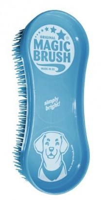 Kartáč plastový na čištění MagicBrush DOG na psa