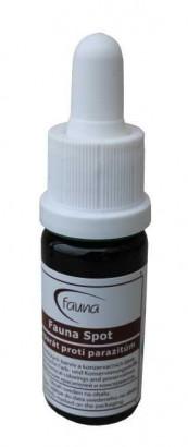 Přípravek proti klíšťatům FAUNA Spot