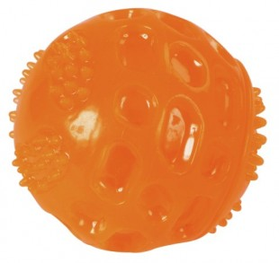 Hračka gumová ToyFastic Squeaky pískací 6cm