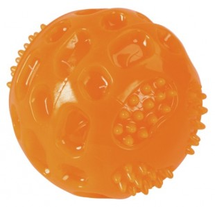 Hračka gumová ToyFastic Squeaky pískací 7,5cm