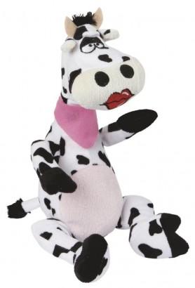 Hračka plyšová kráva Olga 30cm