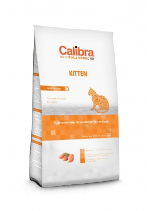 CALIBRA Cat HA Kitten Chicken granule pro koťata
