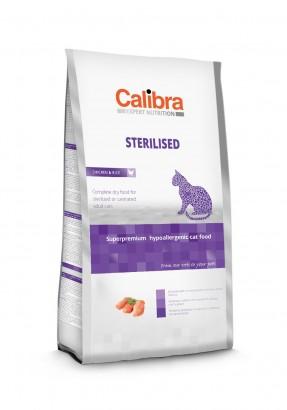 CALIBRA Cat EN Sterilised granule pro sterilizované kočky
