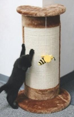 Škrabadlo CORNER rohové pro kočky 58cm