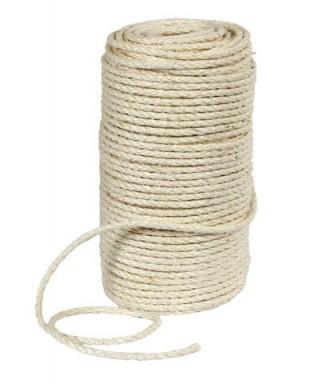 Sisalové lano 0,5cm x 100m