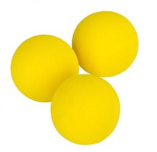 Hračka míček FoamBall pro kočky 4,5 cm, set 3 ks