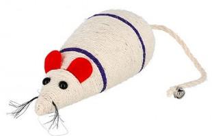 Hračka Myš sisálová pro kočky