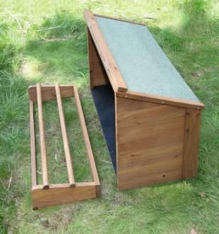 Hnízdo pro H-MINI dřevěné