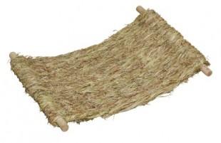 Náhradní podložka ze splétané trávy pro houpačku SIESTA