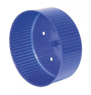 Běhací kolečko pro hlodavce plastové 16cm různé barvy