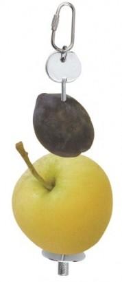 Držák na ovoce kovový 20cm