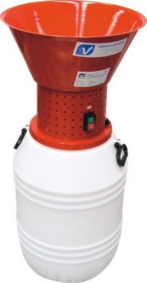 Šrotovník elektrický s barelem 230V/1kW