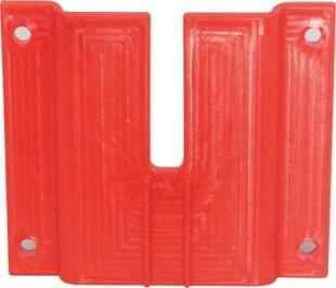 Držák plastový pro krmítko 630153000 červený