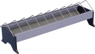 Krmítko plastové šířka 12cm pro drůbež