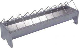 Krmítko pro drůbež šířka 13cm kovové
