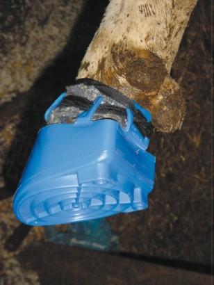 Ochranná návlečka plastová CZ