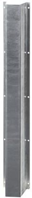 Krycí plech pro přívod k napáječkám 1000x132x80mm
