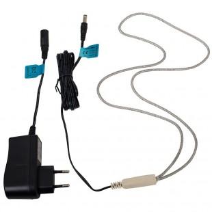Výhřevný kabel pro drůbeží a hladinové napáječky 24V/10W