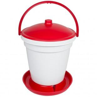 Napájecí kbelík pro slepice 18 litrů