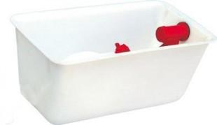 Nádrž plastová s plovákovým ventilem 8 litrů