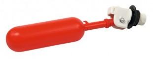 Plovákový ventil pro hladinovou plastovou napáječku S522