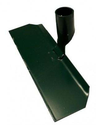 Hrablo na hnůj plechové šíře 330mm