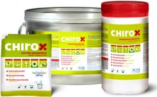 CHIROX chytrá dezinfekce