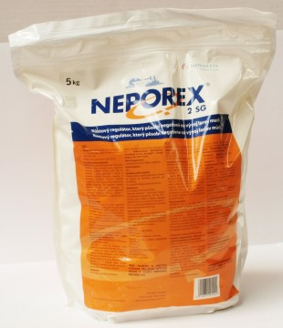 Insekticid  NEPOREX 2 SG na larvy much, 5kg