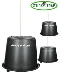 Kbelík pro lep STICKY-TRAP s úvazkem