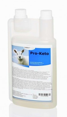 FOS Ewe Keto pro ovce a kozy 1 litr