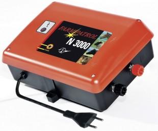 Ohradníkový zdroj síťový FARM Patrol N3000 4,5/3,1J