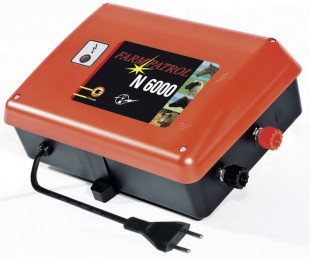 Elektrický ohradník síťový FARM Patrol N6000 7/5J