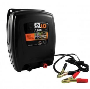 Elektrický bateriový ohradník ELLOFENCE A200 12V/1,2 J