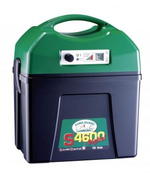 Elektrický ohradník bateriový EURO GUARD S4600 Digital 5,2/3J