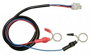 Propojovací kabely akumulátoru 12V pro ohradníky EURO GUARD Duo
