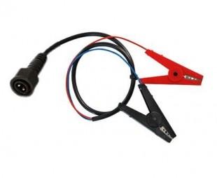 Propojovací kabely akumulátoru 12V pro ohradníky EURO GUARD Duo - nový model